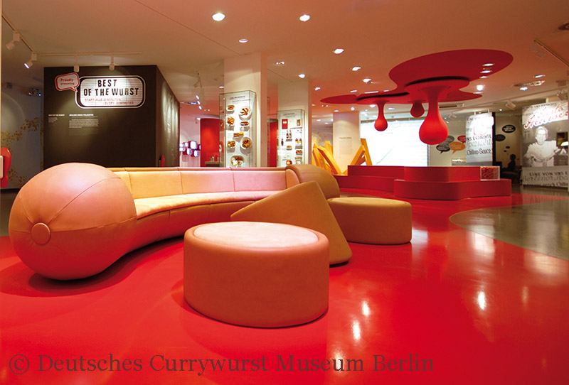 das deutsche currywurst museum berlin. Black Bedroom Furniture Sets. Home Design Ideas