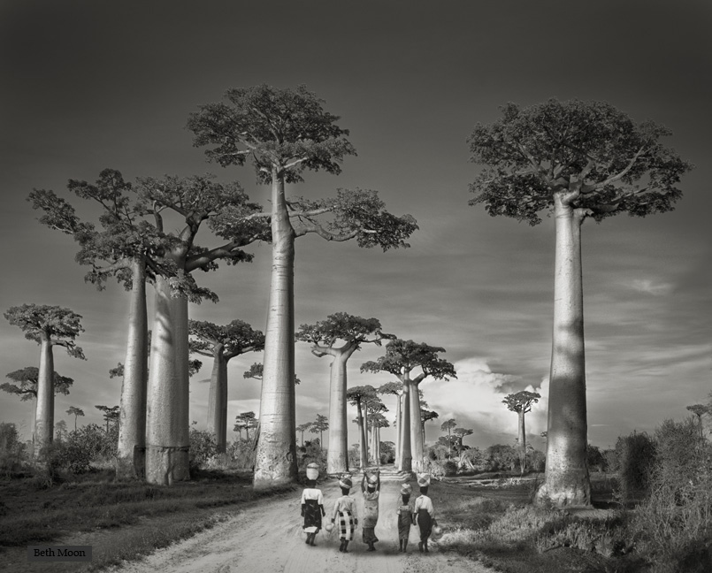 © Beth Moon – Off to Market