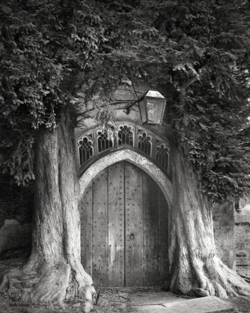 © Beth Moon – THE SENTINELS OF ST. EDWARDS